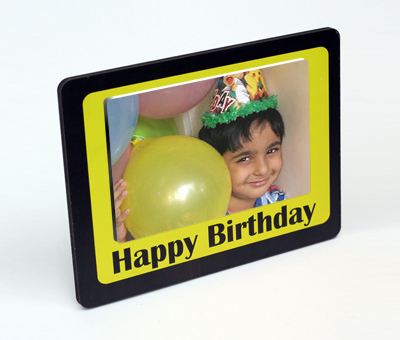Online Photo Gifts printing Birthday Table Frame