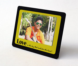 Photo Gifts printing Table Frame Love