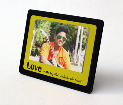 Online Photo Gifts printing Table Frame Love