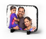 Online Photo Gifts printing Photo Stone Rectangle