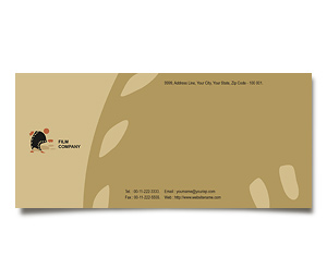 Envelope printing Film Productions