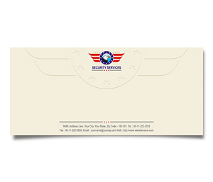 Envelope printing Security Guards Services