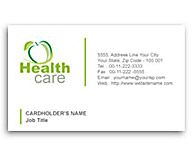 Online Business Card printing Health Care