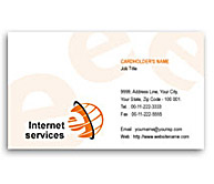 Online Business Card printing Web Developer