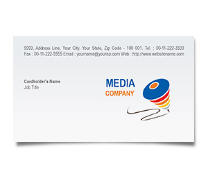 Business Card printing Film Production