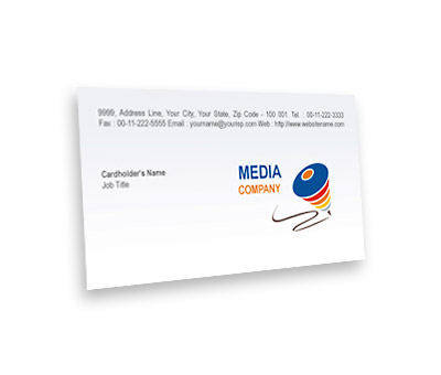 Business card design for film production offset or digital printing online business card printing film production reheart Gallery