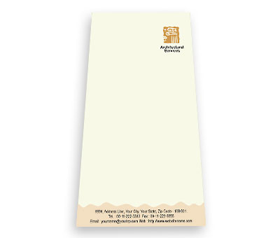 Online Envelope printing Construction