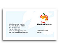 Online Business Card printing Medical Center