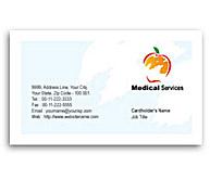 Online Business Card printing Medical Center
