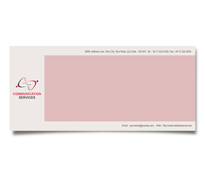 Envelope printing Corporate Communications