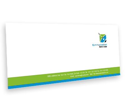 Online Envelope printing Visual Communication