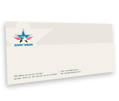 Online Envelope printing Security Service