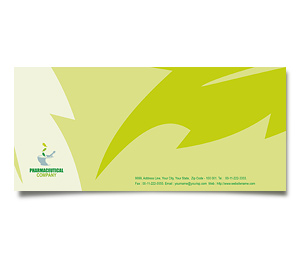 Envelope printing Herbal Medicine