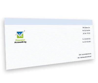 Online Envelope printing Business Finance Solution