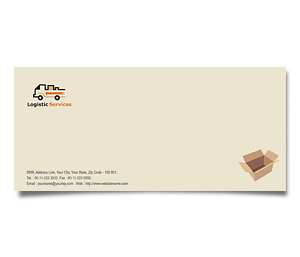 Envelope printing Transport Logistics