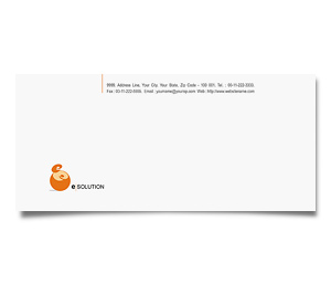 Envelope printing Email Solution