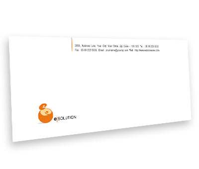 Online Envelope printing Email Solution