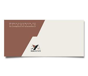 Envelope printing Real Estate