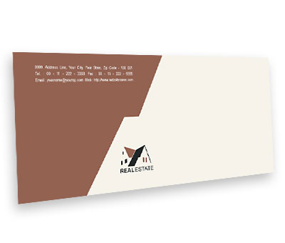 Online Envelope printing Real Estate