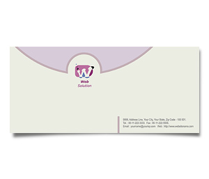Envelope printing Web Solution