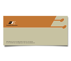 Envelope printing Electronics Corporation