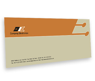 Online Envelope printing Electronics Corporation