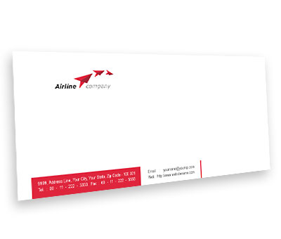 Online Envelope printing International Air Travel
