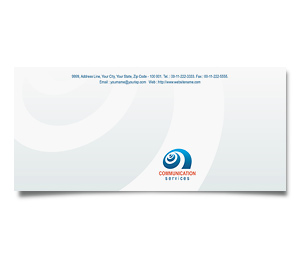Envelope printing Satelite Telephone