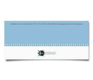Envelope printing Business Software Solution