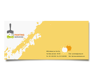 Envelope printing Painters Services