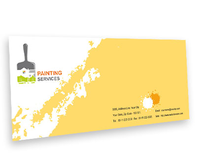 Online Envelope printing Painters Services