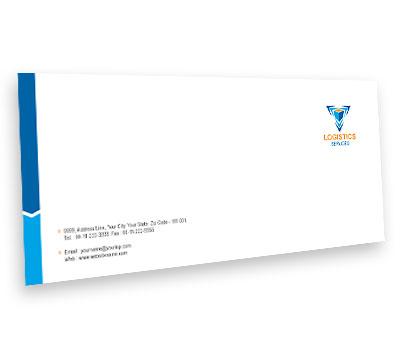 Online Envelope printing Logistics