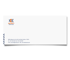 Envelope printing Network Security Services