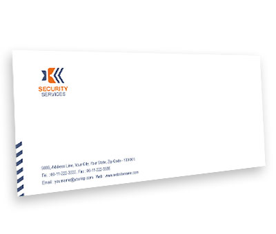 Online Envelope printing Network Security Services