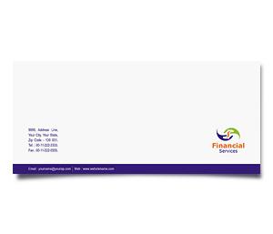 Envelope printing Finance Analyst