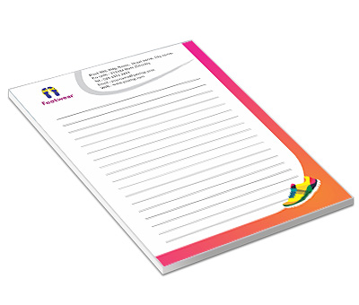 Notepads printing Notepads