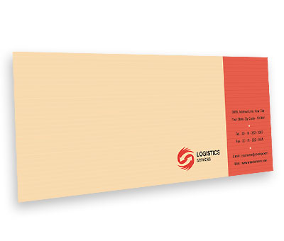 Online Envelope printing Global Logistics