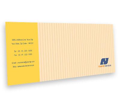 Online Envelope printing Internet Solutions Provider