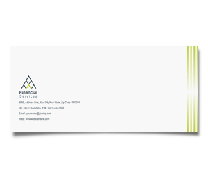 Envelope printing Equity Finance