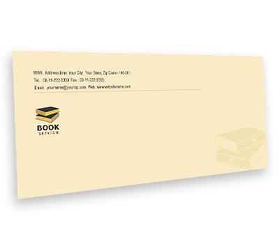 Online Envelope printing Library Book Sale