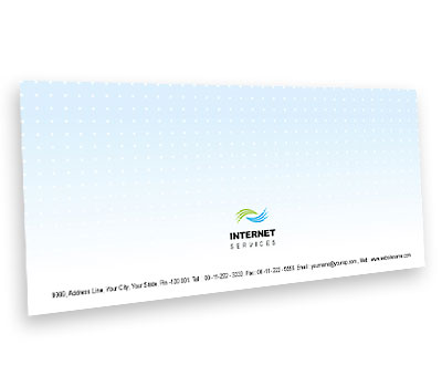 Online Envelope printing Highspeed Internet