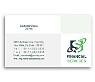 Online Business Card printing Finance Company
