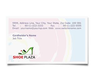 Business Card printing Beauty Cosmetics