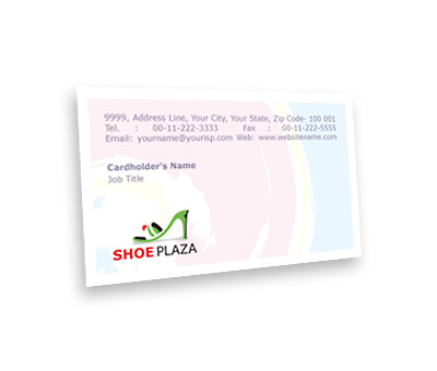 Online Business Card printing Beauty Cosmetics