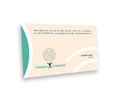 Online Business Card printing Loan Finance