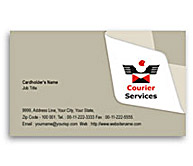 Online Business Card printing Courier Service