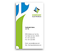 Online Business Card printing Electronics Components