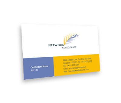 Online Business Card printing Computer Network Support