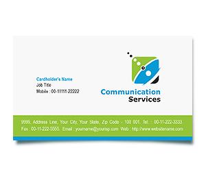 Business Card printing Visual Communication