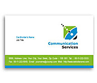 Online Business Card printing Visual Communication
